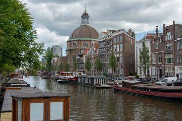 Koepelkerk auf dem Singel in Amsterdam sur Peter Bartelings Photography
