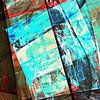 Composition Abstraite 456 van Angel Estevez thumbnail