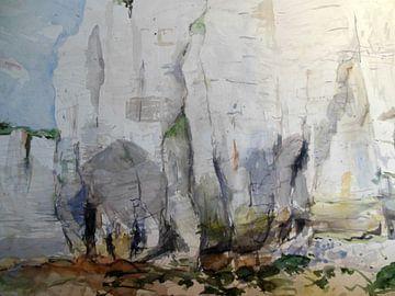 Normandie van Lucia Hoogervorst