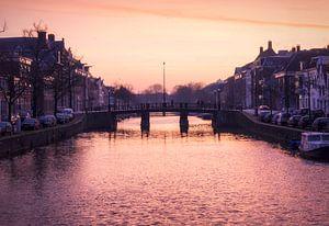 Nieuwe Gracht Haarlem.