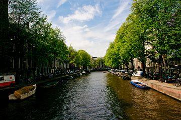 Amsterdam Herengracht von Thomas Poots