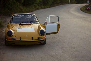 Dachdecker Porsche 911ST von Maurice van den Tillaard