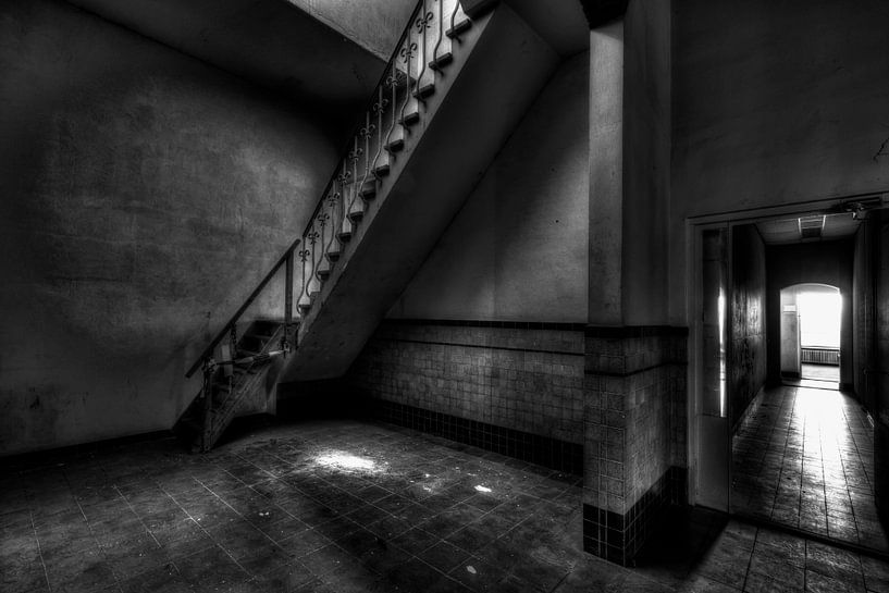 Abandoned power plant Dongecentrale  in The Netherlands Geertruidenberg sur noeky1980 photography