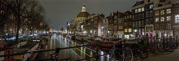 Amsterdam Singel Gracht van Angel Flores