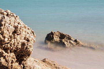 Felsen im Mittelmeerraum von Miranda van Hulst