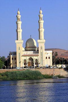 Moschee in Ägypten  von Jolanta Mayerberg
