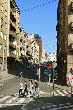 Belgrade Beatles van Floor van der Vrande