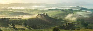 Toscaanse ochtend 1 van