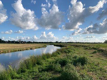 Wolken in. Naturraum von Nico Feenstra