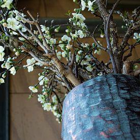 Industrieel flowers van Sense Photography