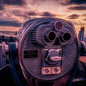 Heb je 50 cent? - City Flair van Joris Pannemans - Loris Photography