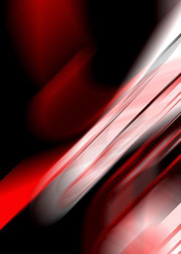 red style van Dagmar Marina