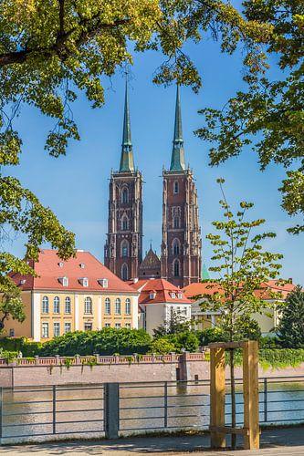 WROCLAW Cathedral of St. John the Baptist van Melanie Viola