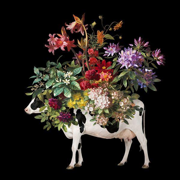 The Art of Cows van Marja van den Hurk