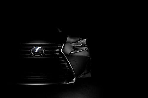 Lexus IS300h van