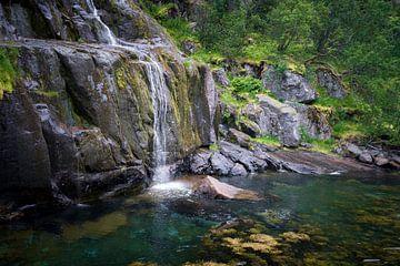 trollfjord Norway sur Gerard Wielenga