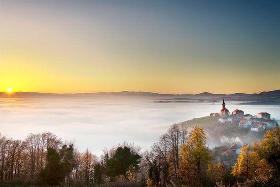 Mysterieuze mist