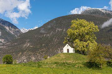 Kapel in Tirol van Sandra Schönherr