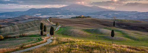 The Gladiator Road, Toscane Panorama
