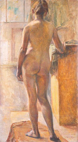 Nude, Kuroda Seiki von Meesterlijcke Meesters