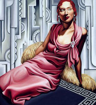 La Vie en Rose von Catherine Abel