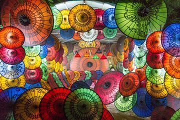 Onder mijn paraplu van Peter Kuijer