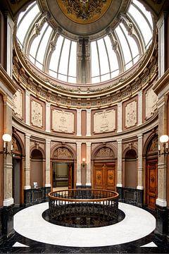 Teylers Museum - Eingang Rotunde von Teylers Museum