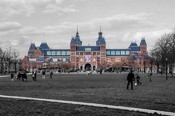 Rijksmuseum Amsterdam von Johnny van der Leelie