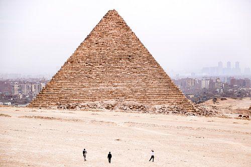 Piramide: Caïro, Egypte