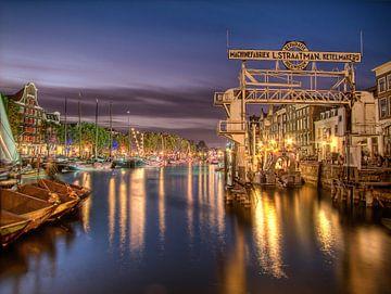 Wolwevershaven Dordrecht von Rens Marskamp