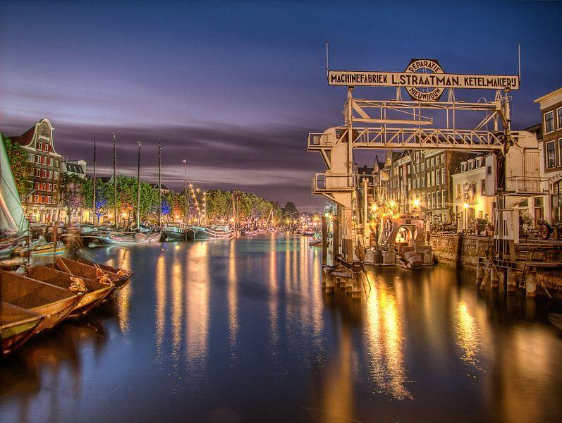 Wolwevershaven Dordrecht van Rens Marskamp