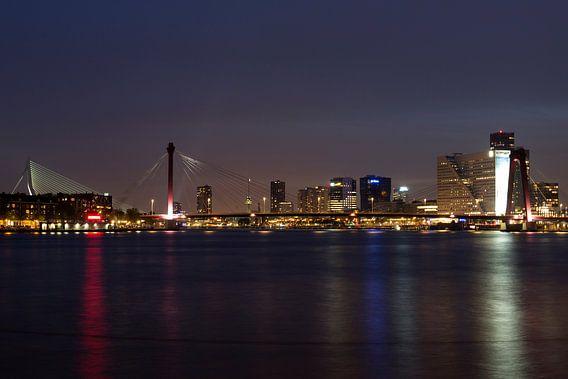 Skyline Rotterdam