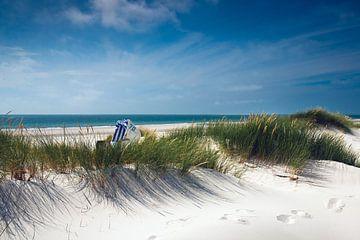 Zauberhafte Nordseedünen van Reiner Würz / RWFotoArt