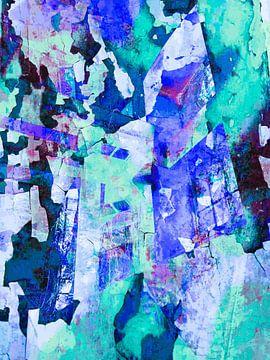 L'art numérique moderne et abstrait - Je ne m'interrogerai pas demain sur Art By Dominic