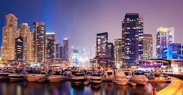 Dubai Marina van Martijn Kort
