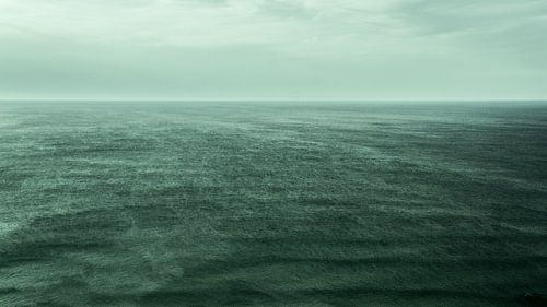 well, the ocean van Tina Hartung