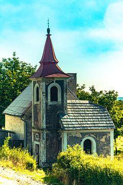 Kirche im Tschechischen Böhmen von Johnny Flash