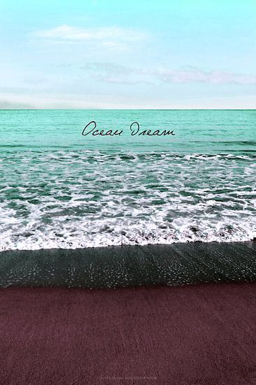 OCEAN DREAM VI van Pia Schneider