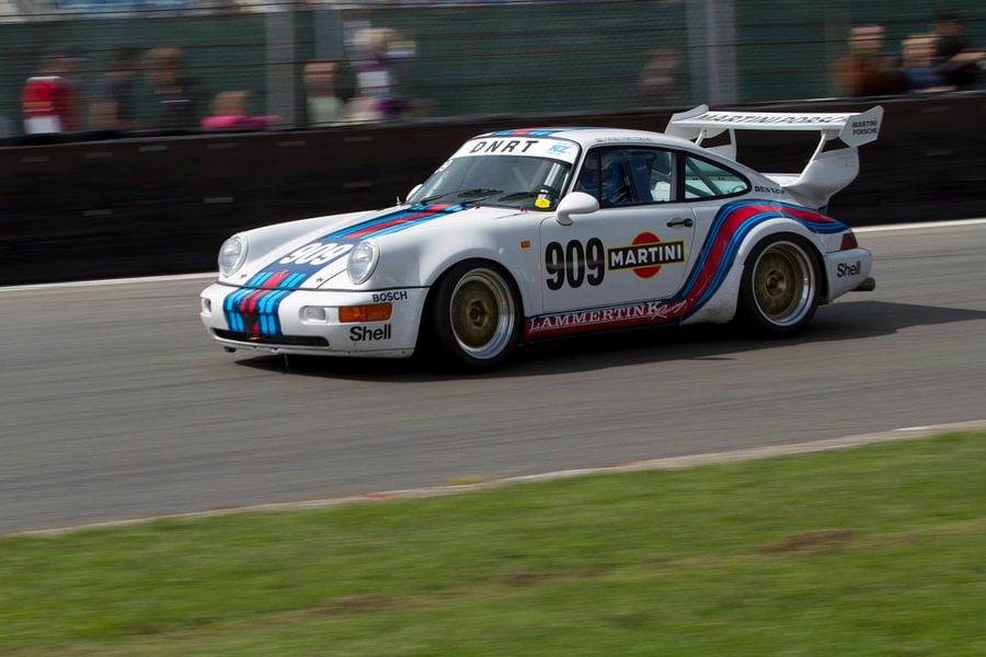 Porsche 911 RS van Menno Schaefer