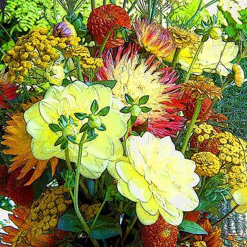 Blumenreich von Dirk H. Wendt