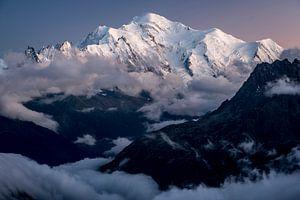 Mont-Blanc van