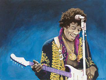 Jimmy Hendrix van Dorothea Linke