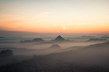 Morgendämmerung von Jan van der Heijden