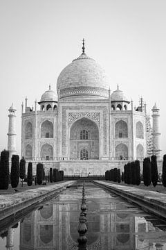 Taj Mahal van Margo Smit