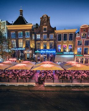 Grand Place, Groningen von Harmen van der Vaart