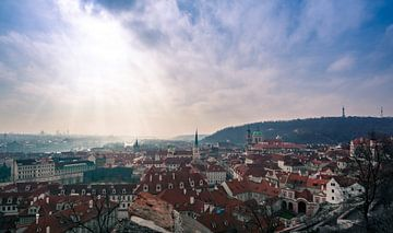 Sky's oder Prag von Koen Boelrijk Photography
