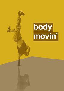 Body Movin' van Grafo