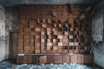 Postkamer van Esmeralda holman