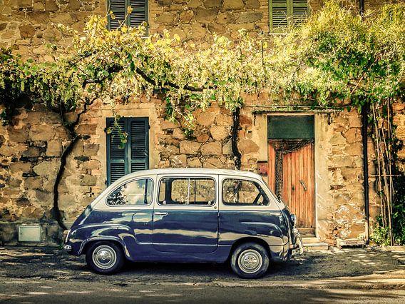 Fiat 600 Seicento Multipla van juvani photo