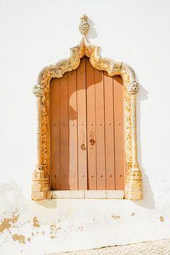 Portugiesischer Fensterrahmen von Deborah Zannini